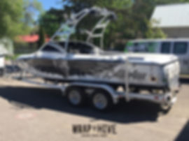 Vehicle and Boat wraps and Graphics by Wrap Hive