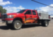 Vehicle wraps and design by Wrap Hive in Kalispell MT. Call today for a free quote on your next vehicle wrap, design or signage project.