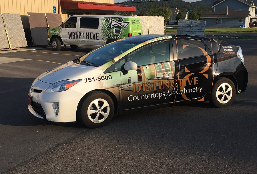 Wrap Hive is your source fr vehicle wraps and graphic design.