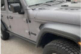 Custom full wrap Jeep by Wrap Hive