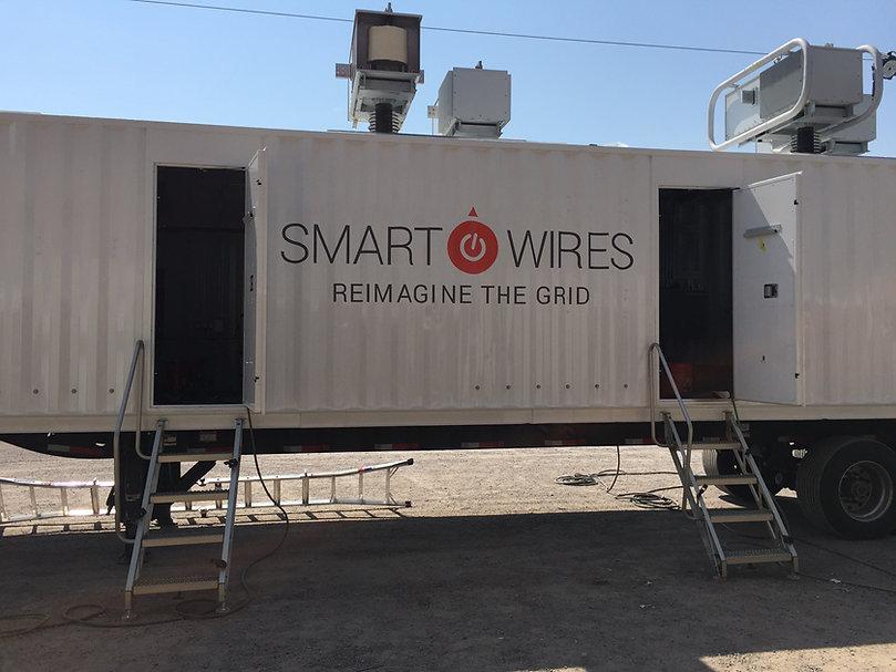 Smart Wires decals