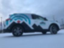 Montana Sky RAV4 wrap