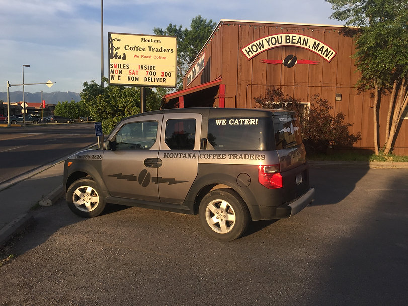 Vehicle wraps in Kalispell MT by Wrap Hive. Call us today for a free quote. Wraps and graphics for your business.