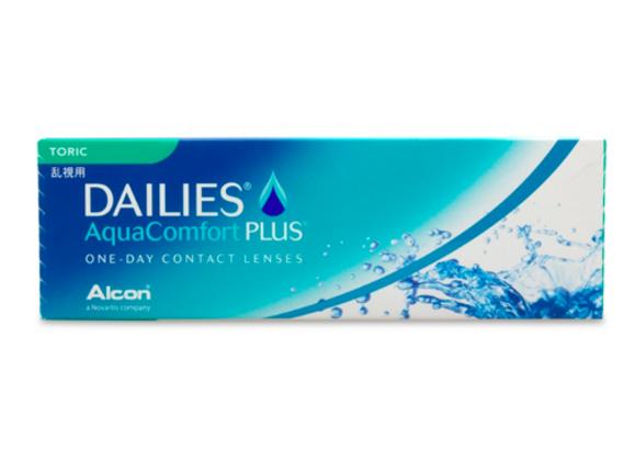 Dailies AquaComfort PLUS torique - 30 lentilles