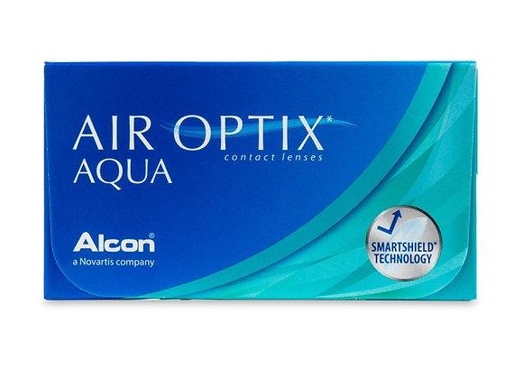 Air Optix AQUA - 6 lentilles
