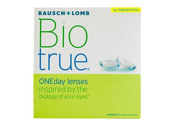 Biotrue ONEday pour presbytie - 90 lentilles