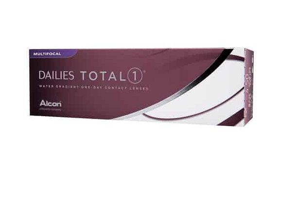 Dailies TOTAL 1 multifocale - 30 lentilles