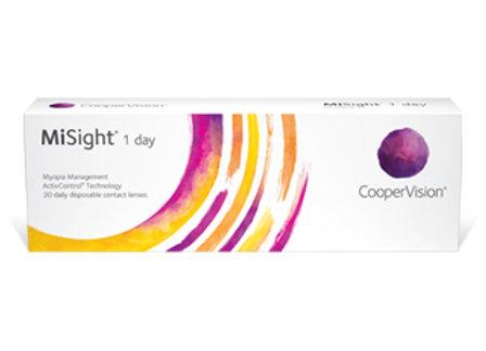 MiSight 1 day - 90 lentilles