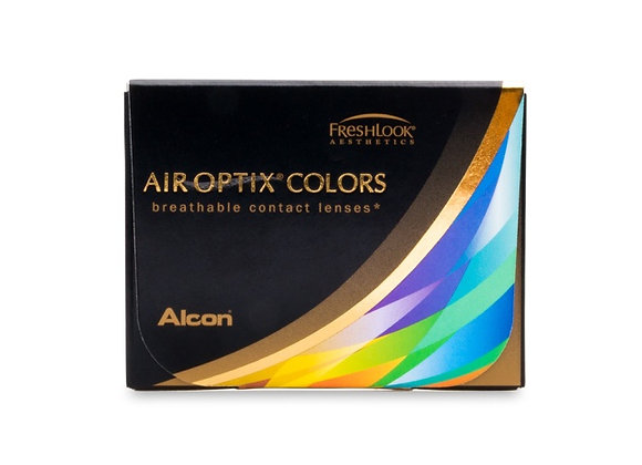Air Optix COLORS - 2 lentilles