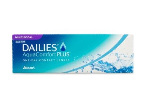 Dailies AquaComfort PLUS multifocale - 30 lentilles