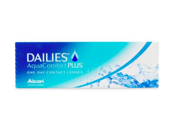 Dailies AquaComfort PLUS - 30 lentilles
