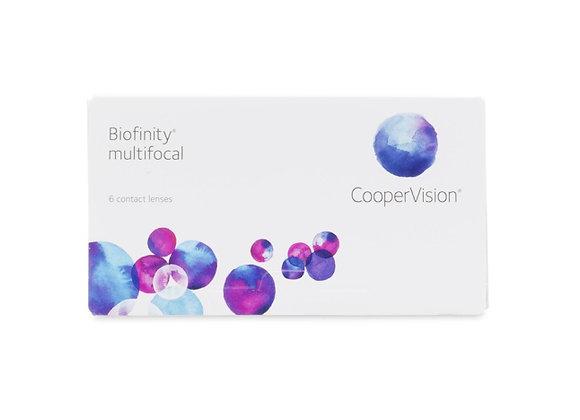 Biofinity multifocale - 6 lentilles