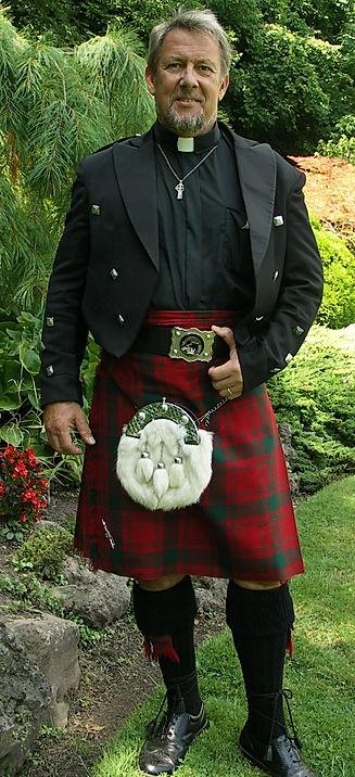 Rev. Malcolm MacQuarrie