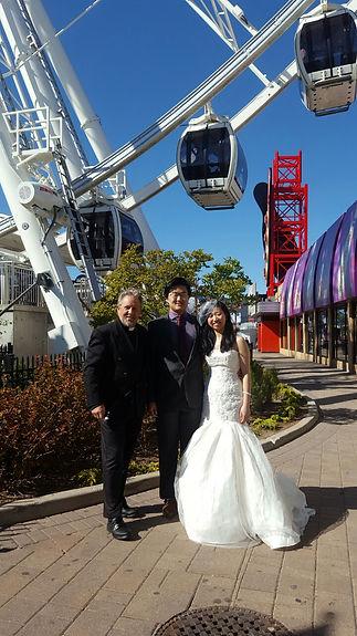 SkyWheel Weddings