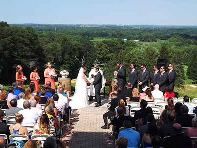Lookout Point Wedding
