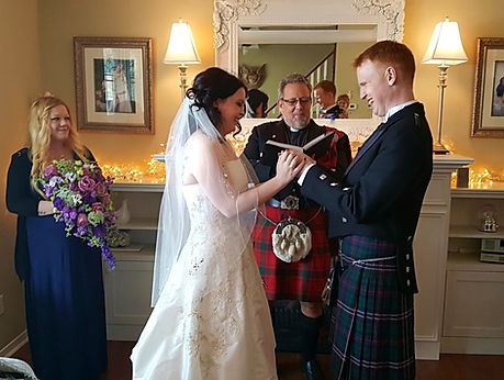 Celtic Wedding Niagara