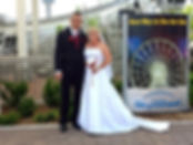 Skywheel Wedding