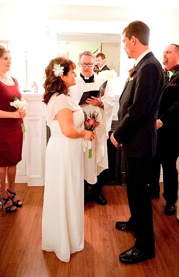 Niagara Elopement Wedding at Angels We