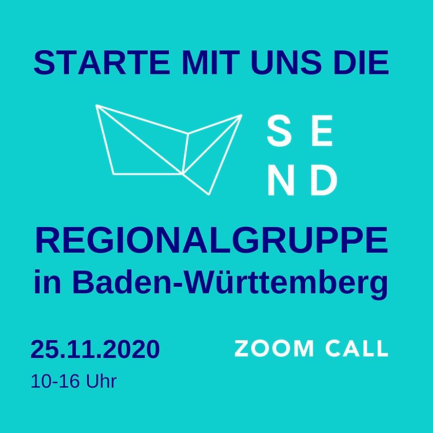 SEND GOES BW | Regionalgruppengründung