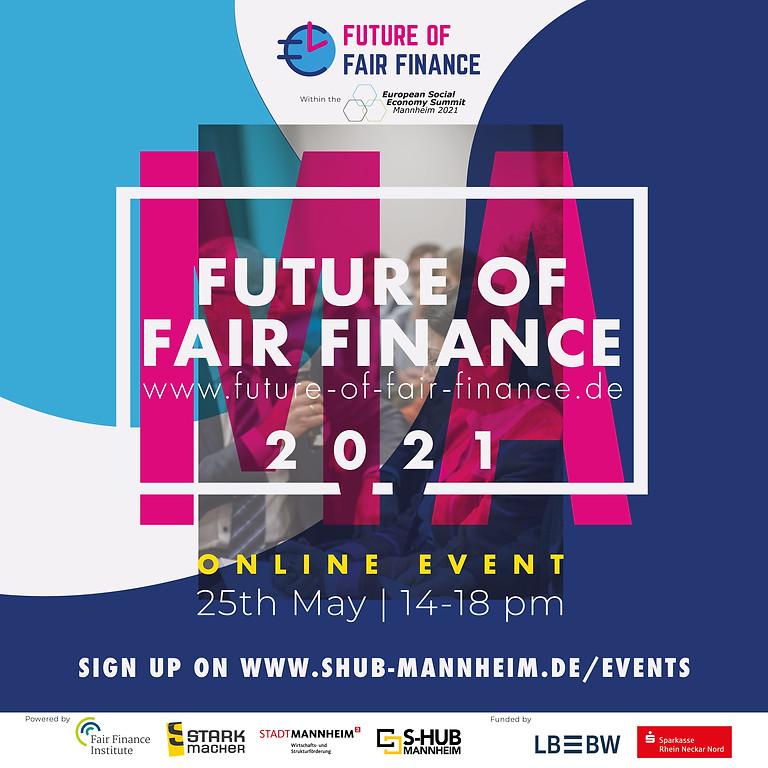 FUTURE OF FAIR FINANCE