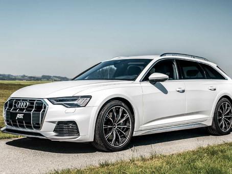 2020 Neuer Abt Audi A6 Allroad