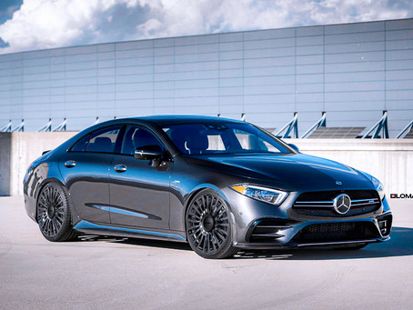 2020 Mercedes CLS Klasse mit LOMA Wheels in 21-Zoll und 500 PS Extra Power