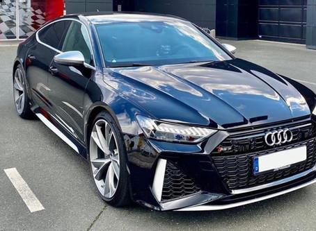 Dieser getunte 962 PS starke HGP Audi RS 7 fährt 363 km/h auf der Autobahn!
