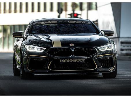 Manhart BMW M8 Competition mit 823 PS