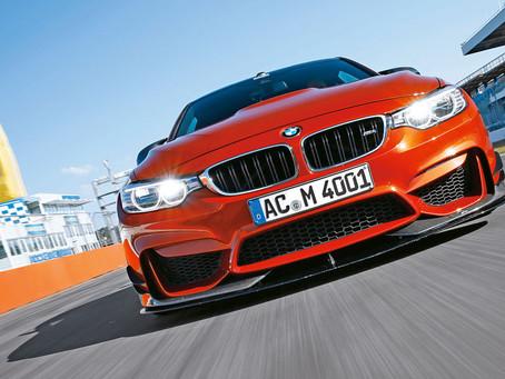 Getunter AC Schnitzer BMW schneller als ein 911 GT3