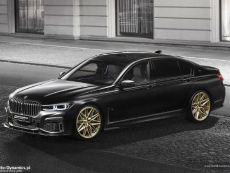 Gangster-Look für den BMW M760Li