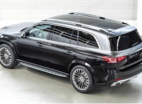 Hofele Mercedes GLS fast so luxuriös wie ein Maybach?