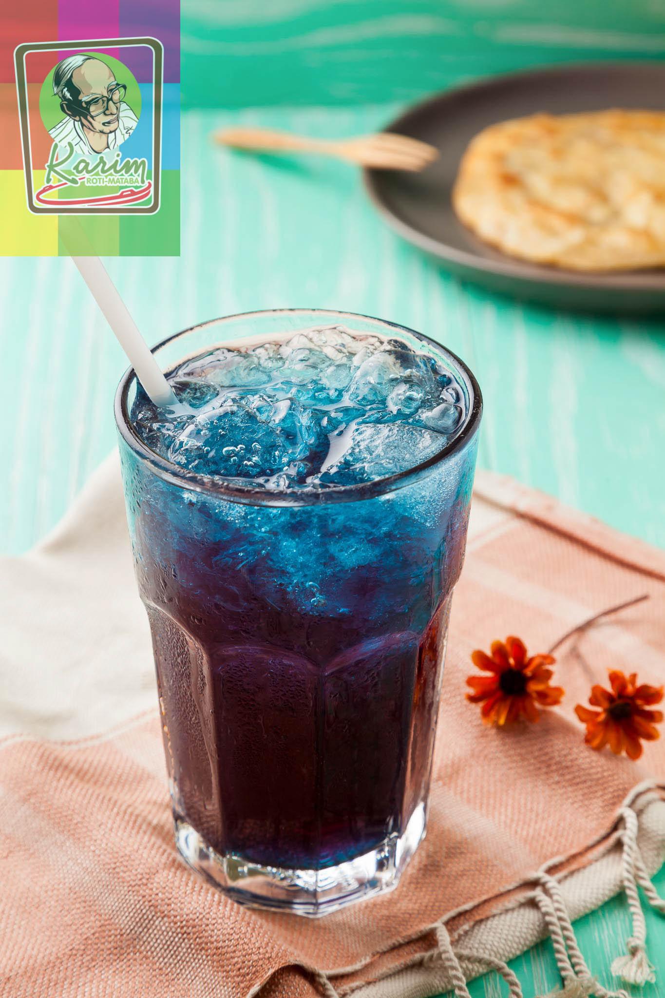 62 Blue Flower