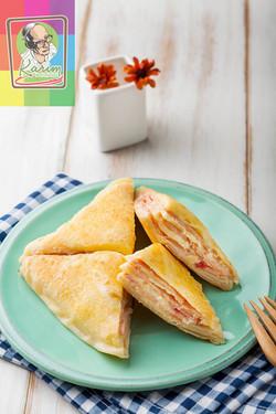 51 Roti Chicken HAM Cheese