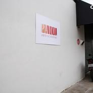 Inauguração Paiol