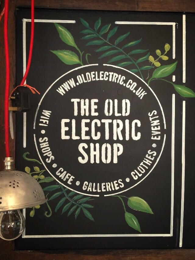 The Old Electric Shop, Hay-on-Wye