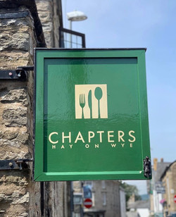 Chapters Restaurant