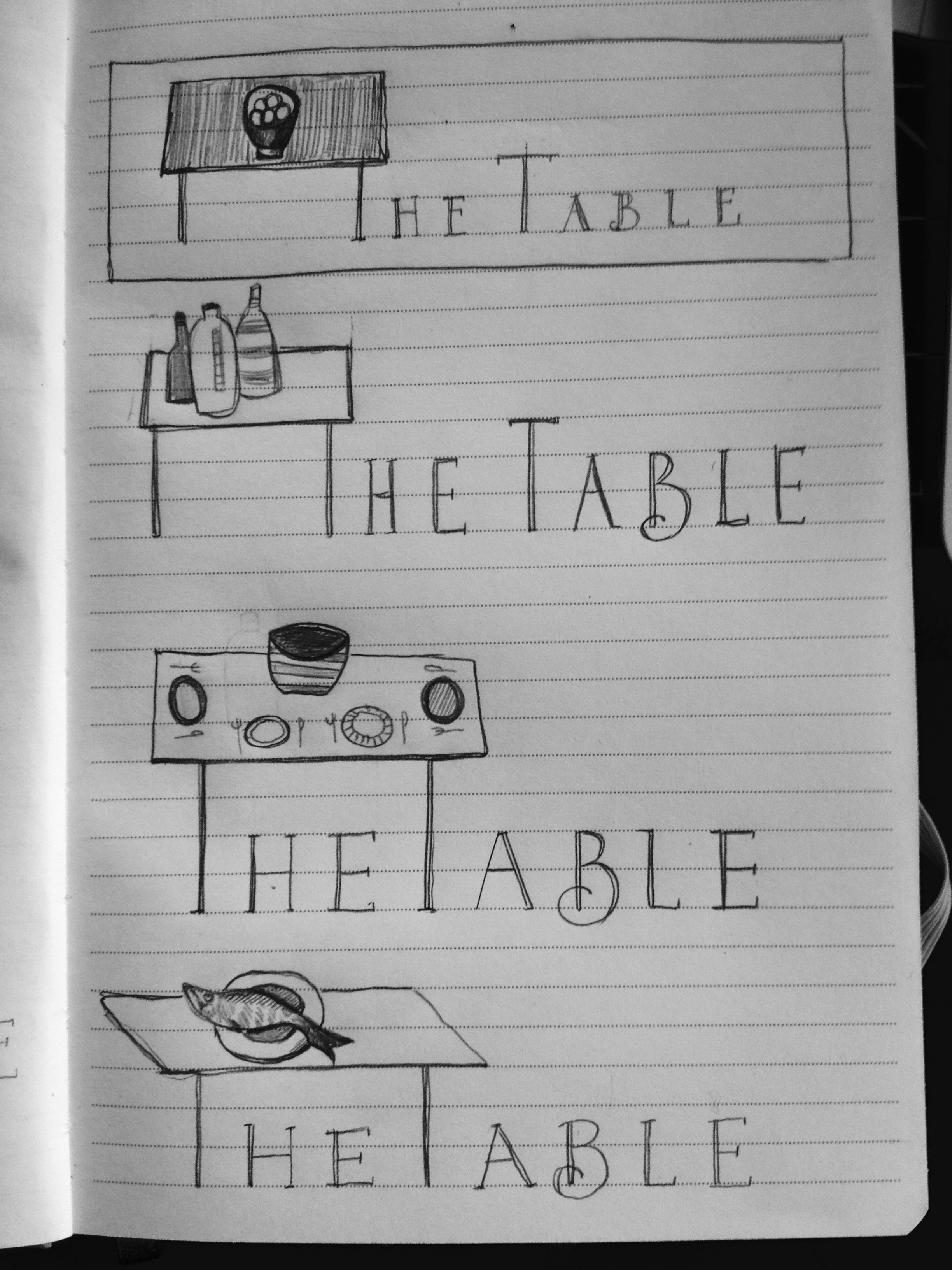 The Table, Hay-on-Wye