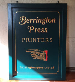 Berrington Press Printers