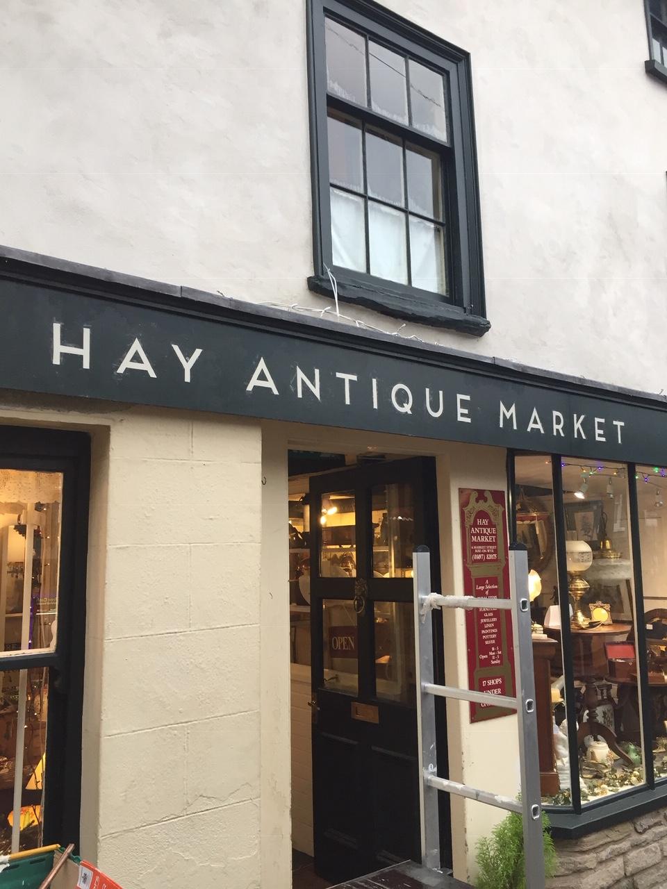Hay Antique Market