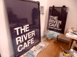 The River Cafe, Hay-on-Wye
