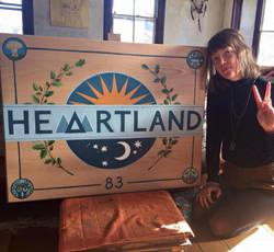 Heartland, upstate NY