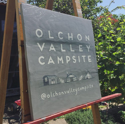 Olchon Valley Campsite