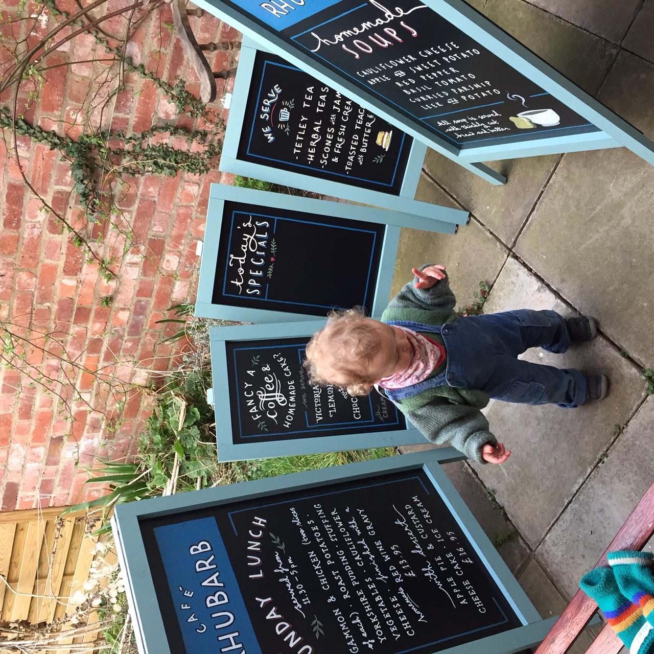 Cafe Rhubarb, Bristol