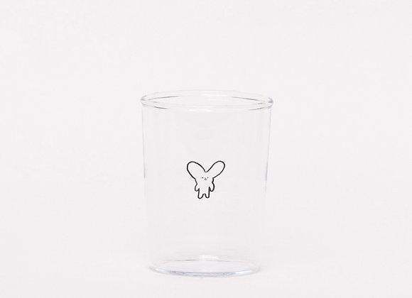 """rabbit"" glass"