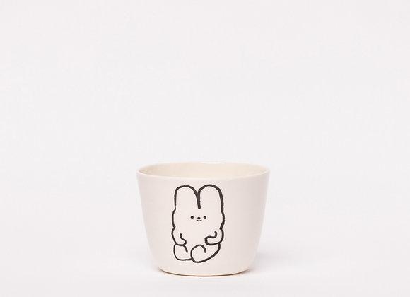 kado cup with bobasino