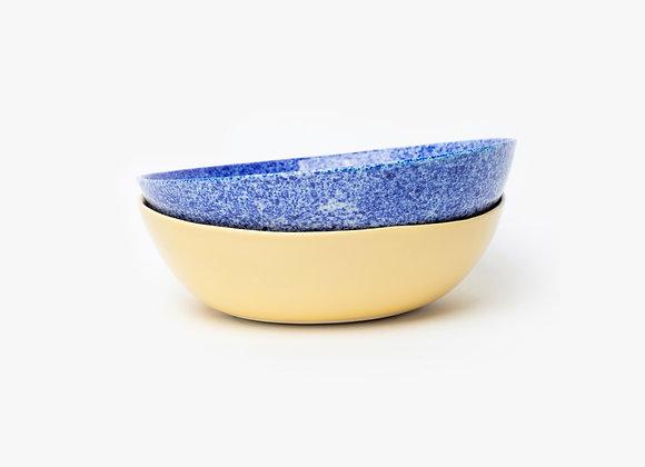 wide bowls