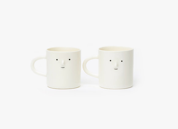 small face mug