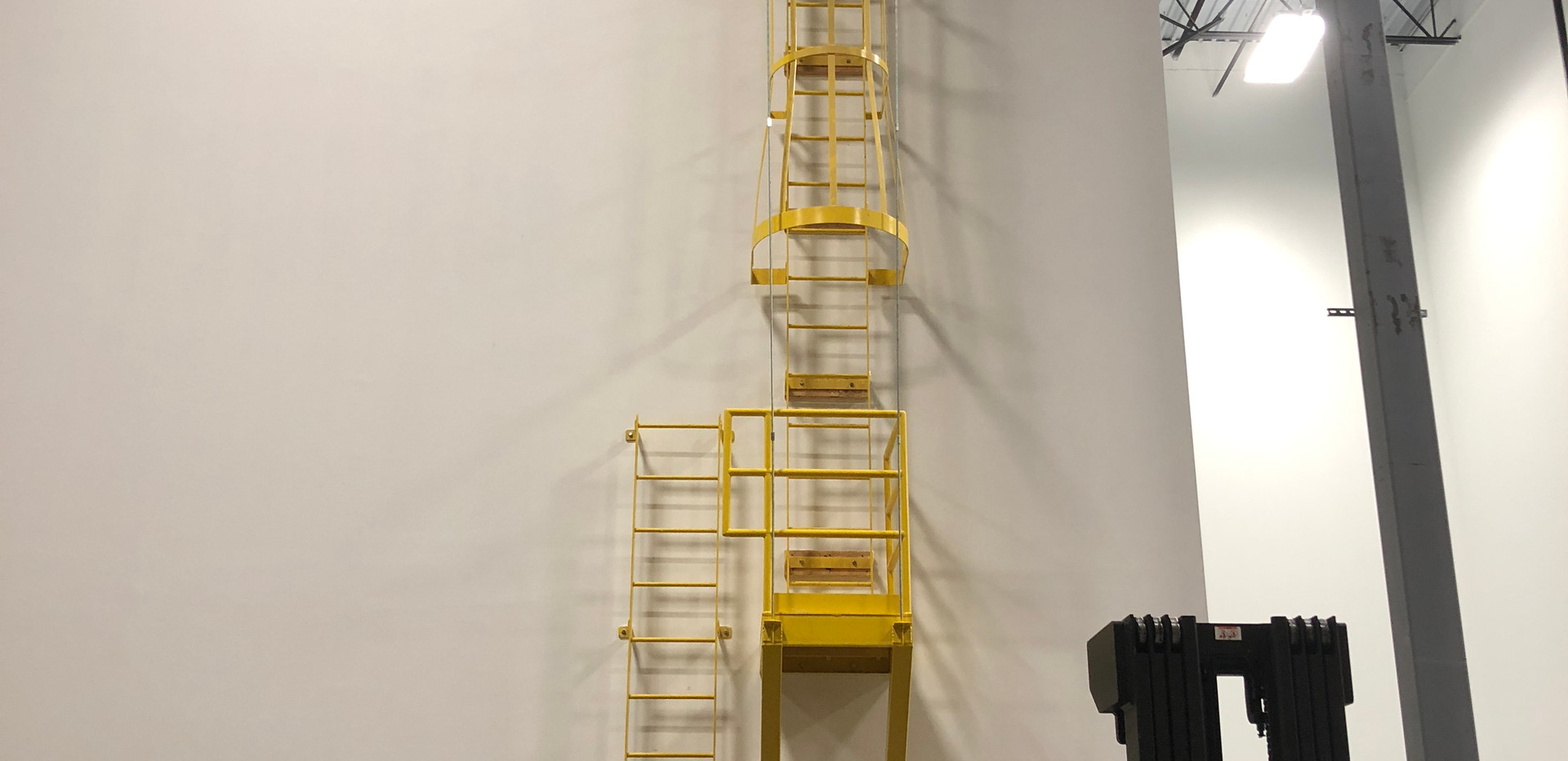 Becknell Industrial Roof Access Ladder.j