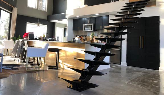 Rosado Floating Stairs