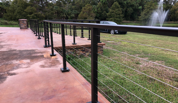 Winter Springs Cable Rail